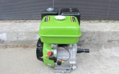 Benzinov dvigatel 9 konq