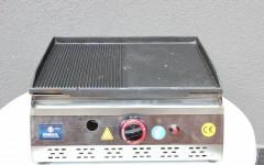 gazova skara s zashtita gladka i orebrena chygynena plocha 50 na 40 sm
